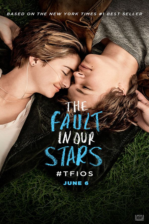 fault-in-our-stars-movie- The Fault In Our Stars Official Poster