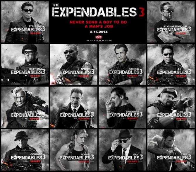 the-expendables...